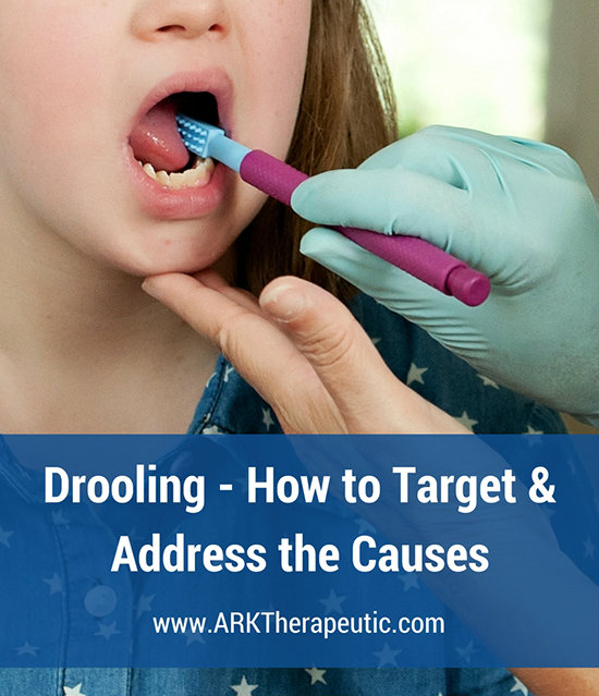 Drooling - How to Target & Address the Causes