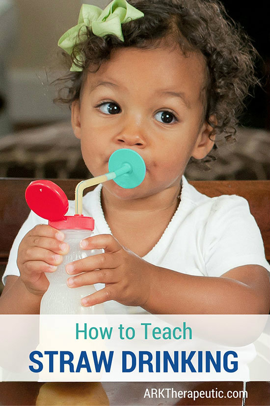 How to Teach Straw Drinking