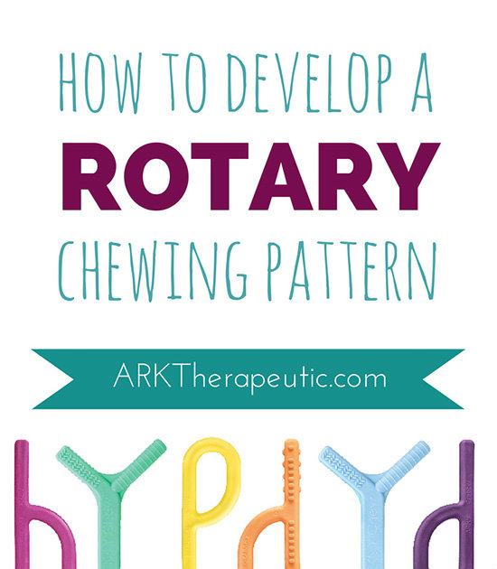 How to Develop a Rotary Chewing Pattern