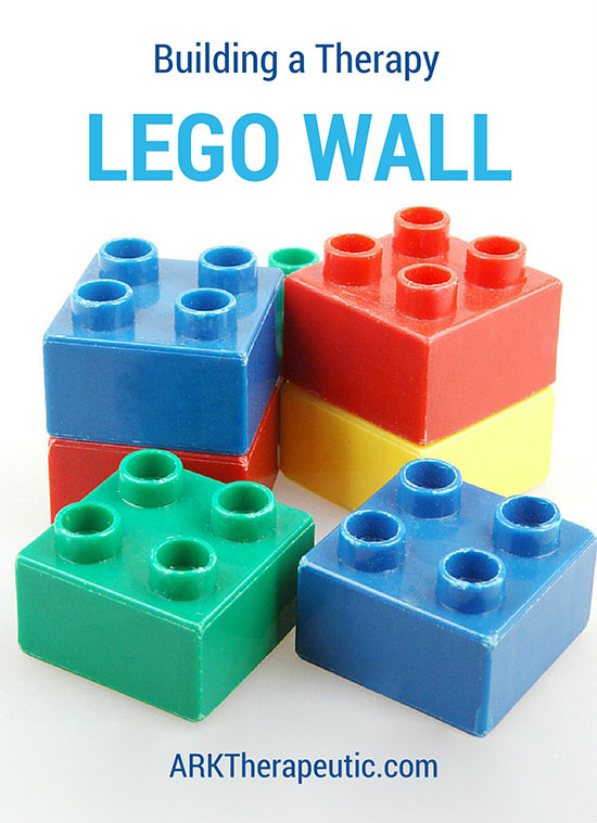 Building a Therapy Lego Wall