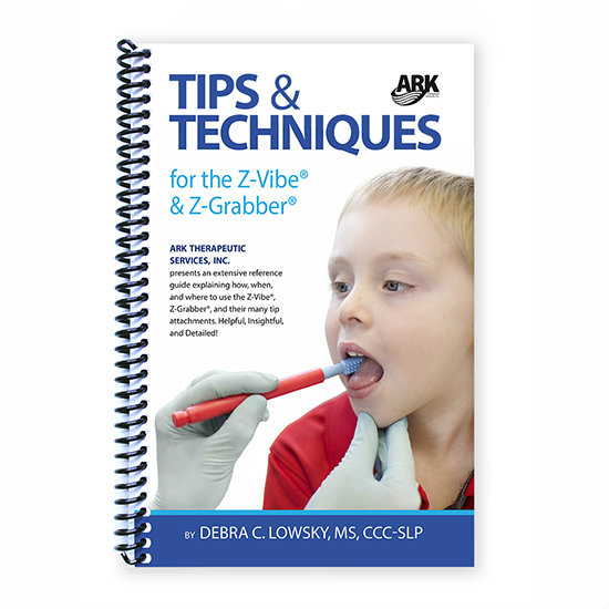 Oral Motor Exercises With The Z Vibe Ark Therapeutic