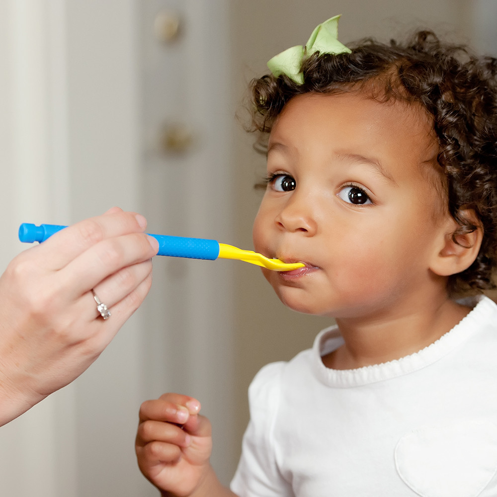 Use it with any Z-Vibe to create the ultimate sensory spoon