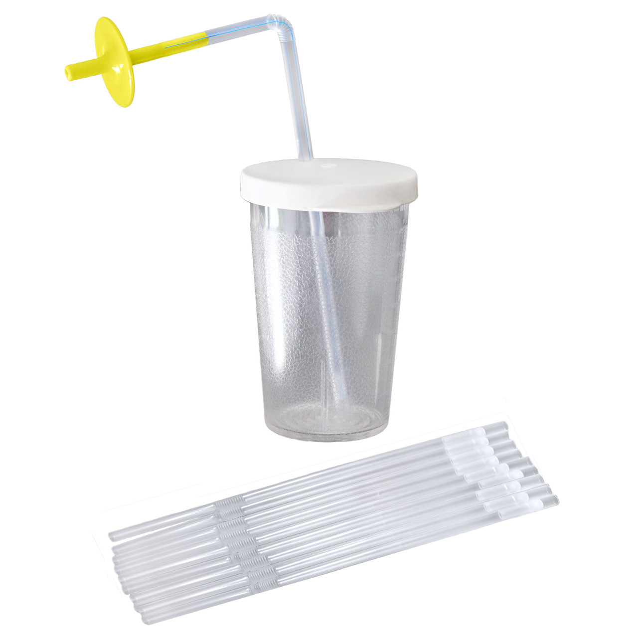 ARK's Sip-Tip® with One-Way Straws