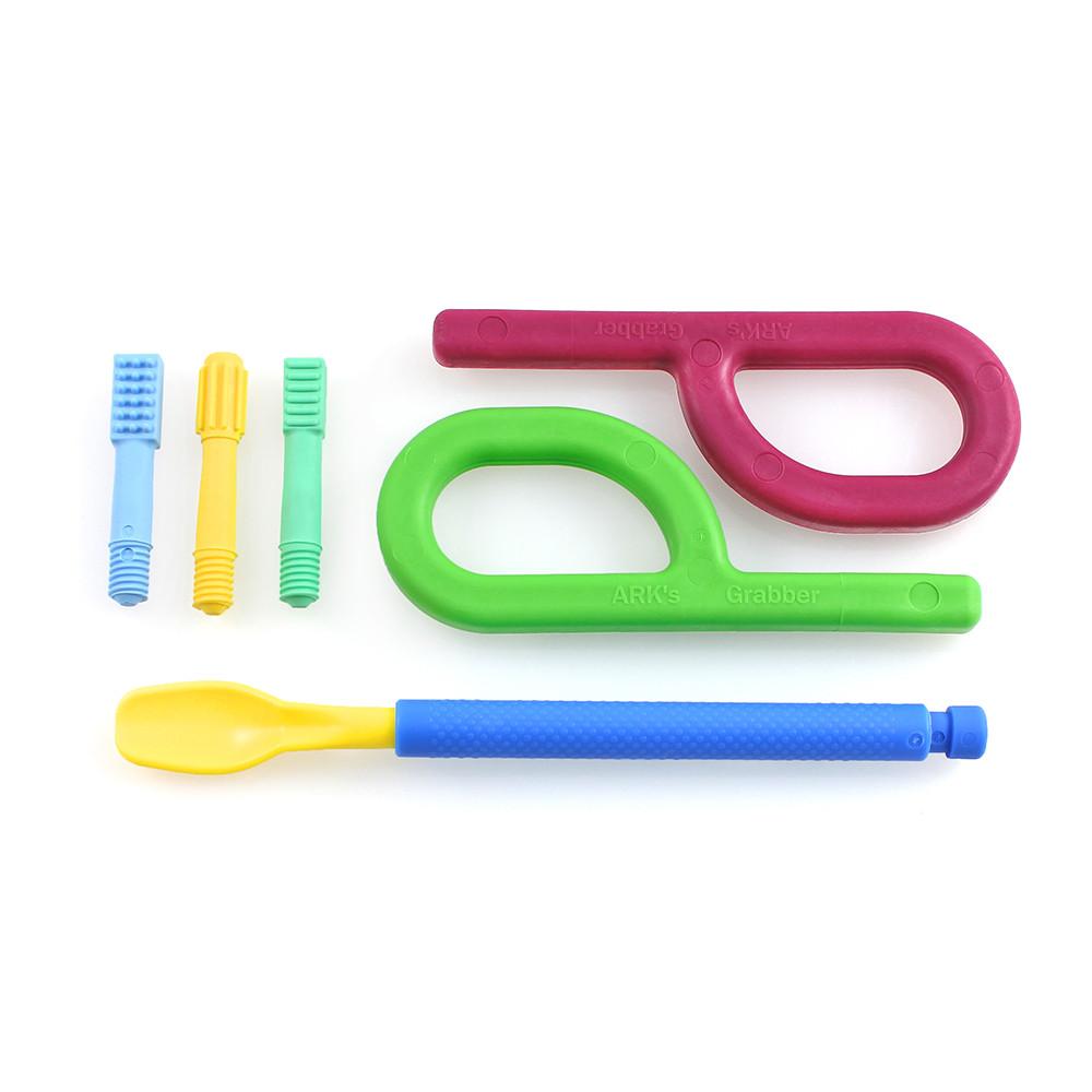 Ark 39 s z vibe starter kit sensory oral motor ark for Oral motor therapy tools