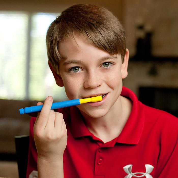 ARK's Z-Brush Sensory Toothbrush