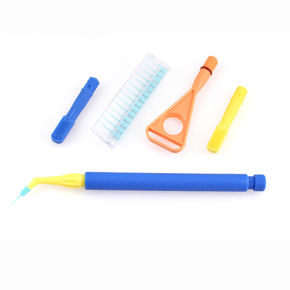 Ark 39 s z vibe dental kit sensory toothbrushing ark for Oral motor therapy tools