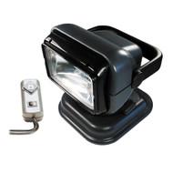 Golight Portable Searchlight w/Wired Remote - Grey