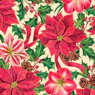 Poinsettia & Amaryllis