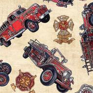 5 Alarm - Firetrucks & Shields