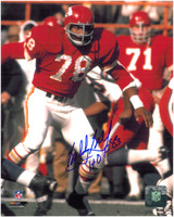 Bobby Bell Autographed Kansas City Chiefs 8x10 Photo #1