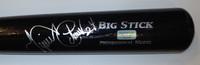 Miguel Cabrera Autographed Big Stick Bat (Black)
