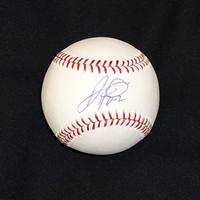 Al Alburquerque Autographed Baseball - Official Major League Ball