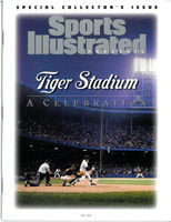 Tiger Stadium Commemorative Sports Illustrated Magazine (1999)