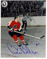 Bill Barber Autographed Philadelphia Flyers 8x10 Photo #2