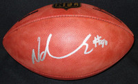 Ndamukong Suh Autographed Official NFL Football
