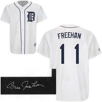 Bill Freehan Autographed Detroit Tigers Jersey