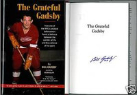 "Bill Gadsby ""The Greatful Gadsby"" Autographed Book"
