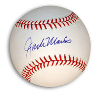 Jack Morris Autographed Baseball - Official Major League Ball