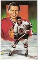 Stan Mikita Legends of Hockey Card #15