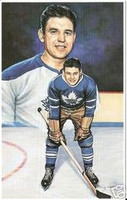 "Walter ""Babe"" Pratt Legends of Hockey Card #29"