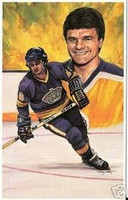 Marcel Dionne Legends of Hockey Card #54