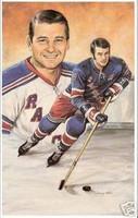 Rod Gilbert Legends of Hockey Card #61
