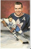 "Harry ""Whipper"" Watson Legends of Hockey Card #79"