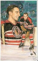 Doug Bentley Legends of Hockey Card #83