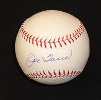 Joe Torre Autographed Baseball