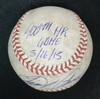 Miguel Cabrera Game Used 400 Home Run Baseball