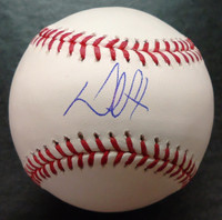 Daniel Norris Autographed Baseball