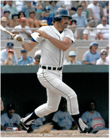 Kirk Gibson Autographed 8x10 Photo #1 - Home Batting (Pre-Order)