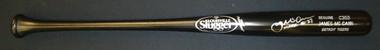 James McCann Autographed Louisville Slugger Game Model Bat