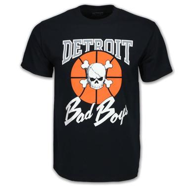 Detroit Pistons Bad Boys T-Shirt