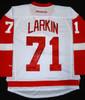 Dylan Larkin Autographed Detroit Red Wings Jersey