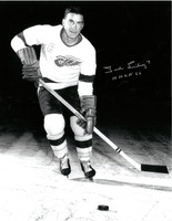 Ted Lindsay Autographed Photo