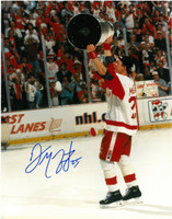 Darren McCarty Autographed Photo