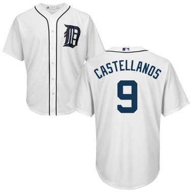 Nick Castellanos #9 Jersey