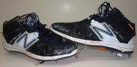 Miguel Cabrera Autographed 2015 Game Used Pair of Cleats - Set #4
