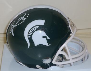 Andre Rison Autographed Mini Helmet