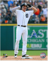 JaCoby Jones Autographed Photo
