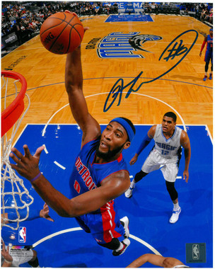 Andre Drummond Autographed Photo