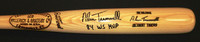 "Alan Trammell Autographed Game Model Louisville Slugger Bat Inscribed ""84 WS MVP"""