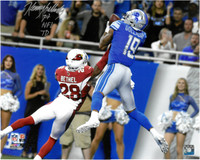 """Kenny Golladay Autographed Detroit Lions 16x20 #2 - Inscribed """"1st NFL TD"""""""