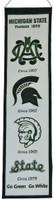 Michigan State University Wool Heritage Banner