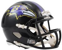 Baltimore Ravens Riddell Mini Speed Helmet