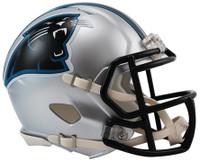 Carolina Panthers Riddell Mini Speed Helmet