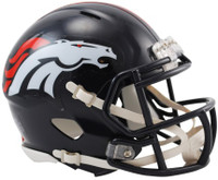 Denver Broncos Riddell Mini Speed Helmet