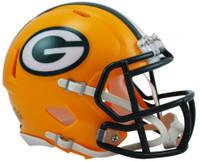 Green Bay Packers Riddell Mini Speed Helmet