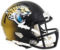 Jacksonville Jaguars Riddell Mini Speed Helmet